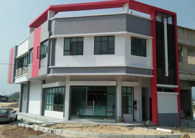 Sales Gallery at Bidor