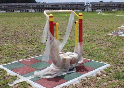 Playground - New Equipment (2)