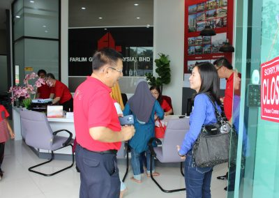 Arrival of Guests and Registration
