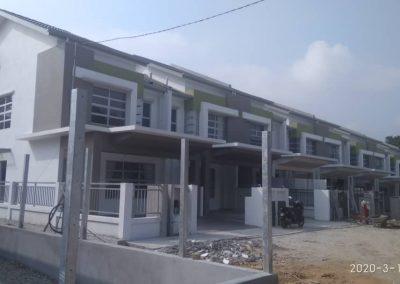 Erica: 2 Storey Terrace Houses