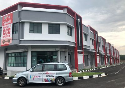 Phase 5A – Double Storey Shophouses [Awaiting Issuance of Certificate Completion and Compliance (CCC)]