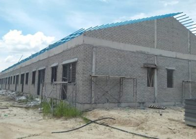 Phase 2 - Single Storey Terrace Houses (Brick Works completed)