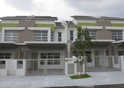 Erica - 2 Storey Terrace Houses (Certificate of Completion and Compliance to be obtained soon)