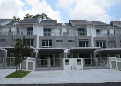 Iris - 3 Storey Terrace Houses (Certificate of Completion and Compliance to be obtained soon)