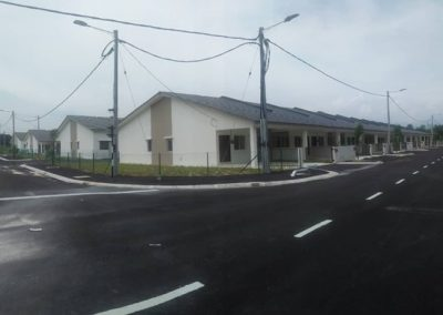 Phase 2 – Single Storey Terrace Houses (Certificate of Completion and Compliance to be obtained soon)