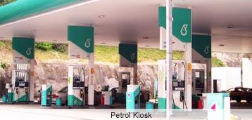Petrol Kiosk