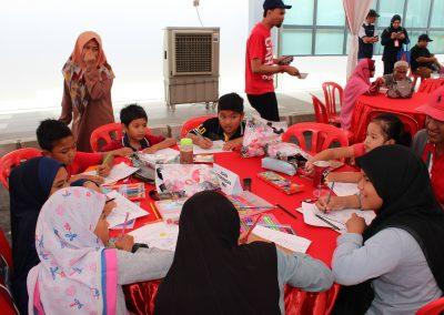 Children Colouring Contest