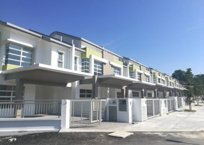 Erica -2 Storey Terrace Houses (Building, Landscaping and Cleaning works completed) (Certificate of Completion and Compliance to be obtained soon)