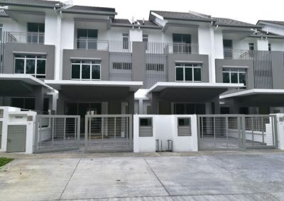 Iris -3 Storey Terrace Houses (Building, Landscaping and Cleaning works completed) (Certificate of Completion and Compliance to be obtained soon)